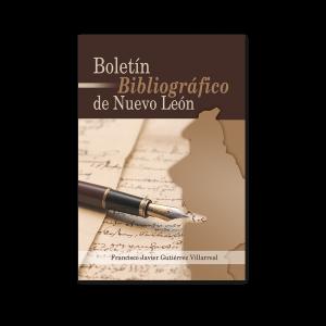 Libro | Boletín Bibliográfico  de Nuevo León