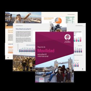 Reporte de Movilidad estudiantil internacional | ITESM
